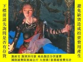 二手書博民逛書店DEMON罕見CULTS& SECRET SOCIETIES(惡