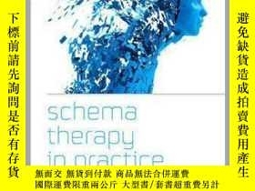 二手書博民逛書店Schema罕見Therapy in Practice: An introductory guide to sch