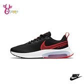 NIKE運動鞋 女鞋 AIR ZOOM ARCADIA 氣墊鞋 慢跑鞋 路跑 跑步鞋 訓練鞋 Q7117#黑橘◆奧森