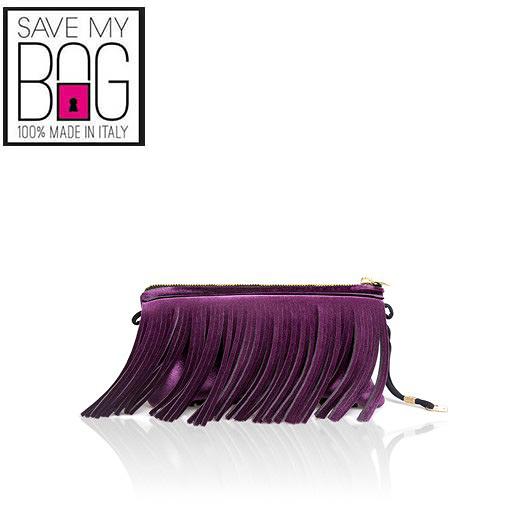 SAVE MY BAG HIPPY CLUTCH 手拿包 隨身包 錢包 化妝包 義大利旅遊必買