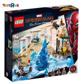 樂高 LEGO 76129 蜘蛛人 Hydro-Man Attack