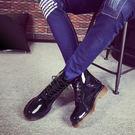 雨鞋 低幫水靴 雨靴 短筒套鞋 馬丁靴【莎芭】