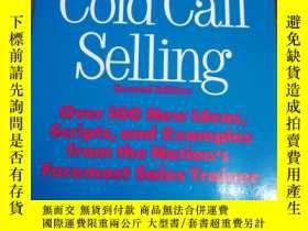 二手書博民逛書店Successful罕見Cold Call Selling: O