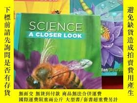二手書博民逛書店SCIENCE罕見A CLOSER LOOK【1、2】十、TREASURES Macmillan 2.2 【共3冊