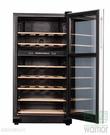 Haier海爾 31瓶 電子式雙溫恆溫儲酒冰櫃 (JC-112S)