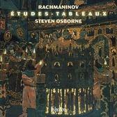 【停看聽音響唱片】【CD】拉赫曼尼諾夫:音畫練習曲,作品33 史蒂芬.奧斯朋 鋼琴