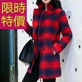 毛呢外套-典雅秋冬保暖品味女風衣3色61n32[巴黎精品]