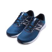 NEW BALANCE 413 4E經典寬楦跑鞋 藍黑 M413CN1 男鞋