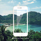 【TG】iPhone 7 plus 透明鋼化膜 0.3mm全屏鋼化膜 6s 全屏鋼化膜 手機膜 鋼化膜 IPHONE 7