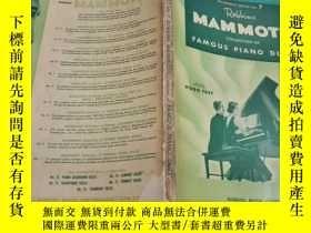 二手書博民逛書店MAMMOTH罕見COLLECTLON OF FAMOUS PL