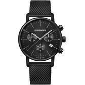 瑞士WENGER Urban Classic都會時尚手錶 01.1743.116
