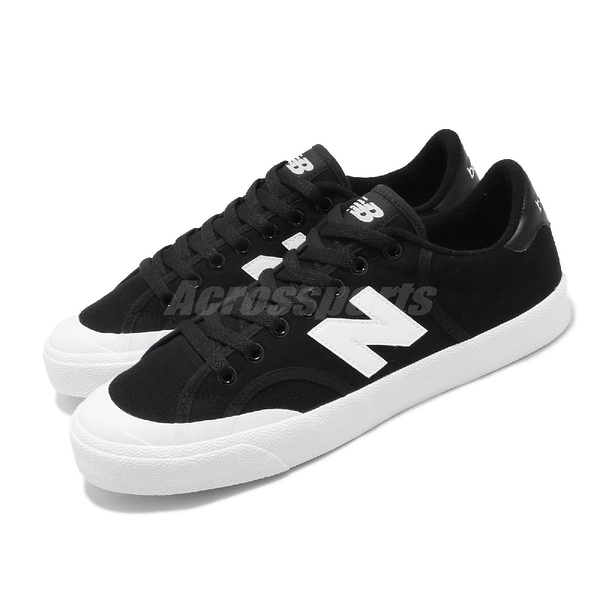 New Balance 休閒鞋 NB PROCT 黑 白 男鞋 女鞋 帆布鞋面 韓系 運動鞋【ACS】 PROCTSQCD