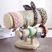 發卡架飾品展示架頭飾頭繩收納盒首飾展示道具架 果果輕時尚NMS