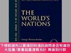 二手書博民逛書店Encyclopedia罕見of the Worlds Nations (Facts on File Librar