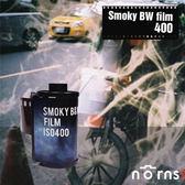 Norns Smoky BW film 黑白煙霧效果 400度 膠卷底片 【135mm 負片】底片相機 fm2 lomo