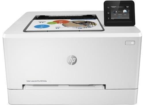 【含稅含運】HP Color LaserJet Pro M254dw 無線雙面列印彩色雷射印表機 含運未稅/取代M252DW