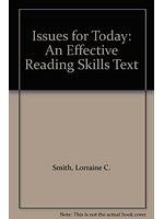 二手書博民逛書店 《Issues for Today: An Effective Reading Skills Text》 R2Y ISBN:0838429505