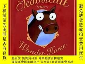 二手書博民逛書店Seabiscuit罕見the Wonder HorseY362136 Photo courtesy of..