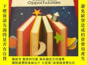 二手書博民逛書店Orbits罕見and Opportunities【精裝本】Y1