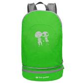 【PUSH! 戶外登山旅遊用品】登山背包騎行包旅行包萬用旅行袋U30-3綠色