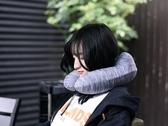 U型枕飛機便攜充氣枕護頸靠枕【聚寶屋】