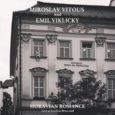 停看聽音響唱片】【CD】米拉斯拉夫.維特斯與艾米爾.維克利基:摩拉維亞浪漫