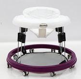 學步車嬰兒童寶寶6/7-18個月防U型側翻多功能滑行車可摺疊助步車igo 嬡孕哺