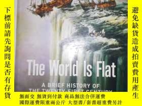 二手書博民逛書店THE罕見WORID IS FIAT世界是亞非特Y24463