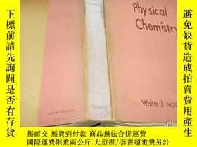 二手書博民逛書店Physical罕見Chemistry 【英文 物理化學 MOO