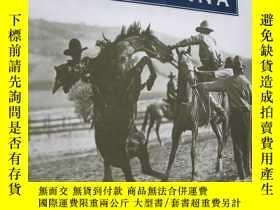 二手書博民逛書店蒙大拿的歷史照片罕見HISTORIC PHOTOS OF MON