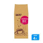 UCC濃情圓舞曲咖啡豆360g*4【愛買】