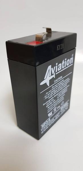 6V4AH 鉛酸電池 緊急照明燈電池.出口燈電池..方向燈電池.電動車電池.