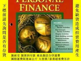 二手書博民逛書店Personal罕見Finance Student Activity WorkbookY255562 Mcgr