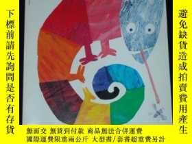 二手書博民逛書店The罕見Mixed-up ChameleonY256260 Eric Carle Scholastic, I