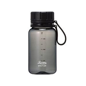日本 Rivers STOUT AIR冷水瓶400ml-共3色黑色