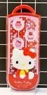 【震撼精品百貨】Hello Kitty 凱蒂貓~三麗鷗 KITTY日本盒裝餐具組-立體*27333