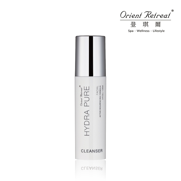 【Orient Retreat登琪爾】米青萃淨膚乳 Hydra Pure Facial Cleanser (120ml/瓶)