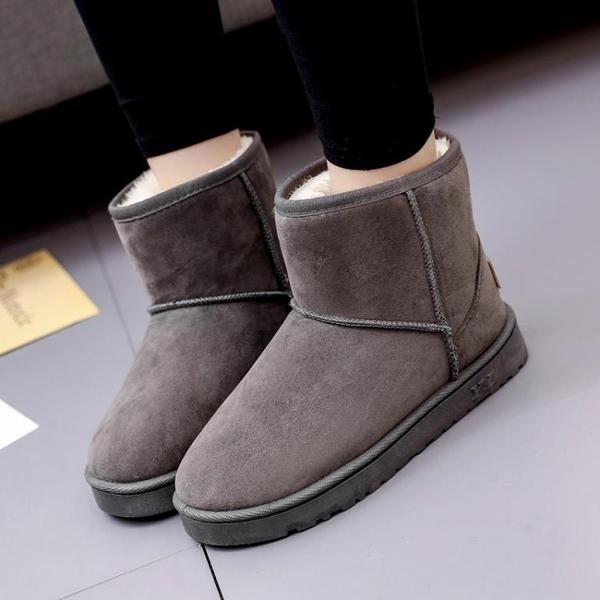 雪地靴女冬季新款多色