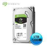 Seagate BarraCuda 新梭魚 1TB 3.5吋 桌上型硬碟 (ST1000DM010)