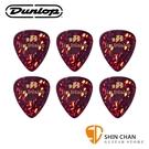 【缺貨】吉他彈片 Dunlop Shell Classics 經典彈片 / Pick 六片一組 二種尺寸可選