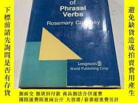 二手書博民逛書店Longman罕見dictionary of phrasal verbs rosemary courtney(朗文
