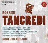 歌劇殿堂 77 阿羅西尼:唐克萊第 3CD V.A./Rossini: Tancredi  (音樂影片購)