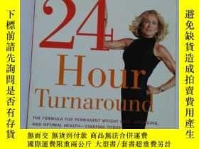 二手書博民逛書店THE罕見24 HOUR TURNAROUND【607】Y109