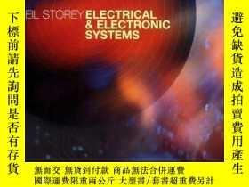 二手書博民逛書店Electrical罕見& Electronic SystemsY255562 Neil Storey Pea