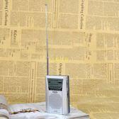 降價三天-BC-R60收音機老人迷你小音響音箱便攜式音樂播放器晨煉隨身聽