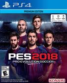 PS4 世界足球競賽 2018(美版代購)