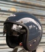 ZEUS 瑞獅安全帽,ZS-388,zs388,素色/珍珠深藍灰