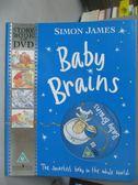 【書寶二手書T6/兒童文學_QDP】Baby Brains_James, Simon_附光碟