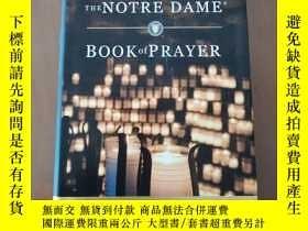 二手書博民逛書店The罕見Notre Dame Book of Prayer(英文原版)Y5375 見圖 Ave Maria