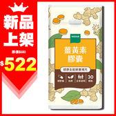 【新品9折】WEDAR 薑黃素膠囊(30顆/瓶)